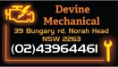 Devine mechanical